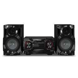 Panasonic  SC-AKX200E-K Hi-Fi System 400W (Bluetooth wireless technology)