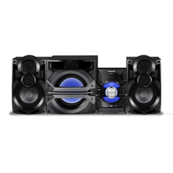 Panasonic SC-VKX95GS-K DVD HIFI SYSTEM , 850W RMS with Bluetooth and USB