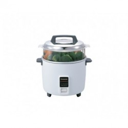 Panasonic SR-W18GSWUA Rice Cooker with stainless steel lid