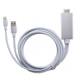 Iphone hdtv cable