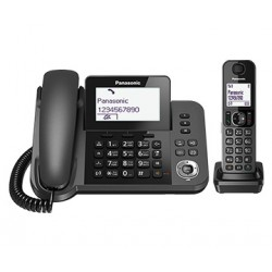 Panasonic KX-TGF310BX Digital corded/Cordless Phone