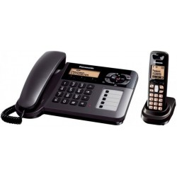 Panasonic KX-TG6458BX Digital Cordless Phone