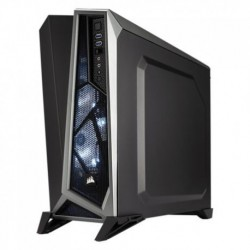 Corsair Mid-Tower Case - Black/Red
