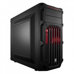 Corsair Mid Tower RED LED