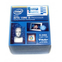 Intel i5-4460 Quad-Core 3.2 GHz LGA 1150