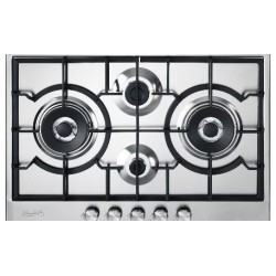 Elba ELIO 75-450 4 Gas Burner with triple ring wok burner