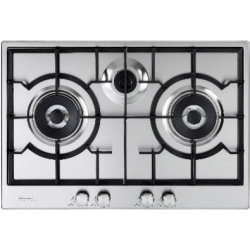 Elba ELIO 75-300 3 Stainless steel Gas burners with 1 triple ring Wok burner
