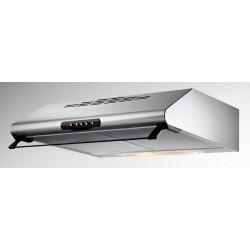 Elba ECH942X - Cooker Hood with 3 Speed/Push Button Control