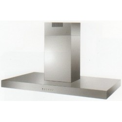 Elba ECH9066X Cooker Hood with Aluminium Grease filters