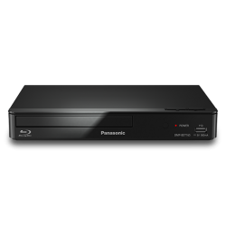 Panasonic DMP-BDT165GC SuperMulti Format playback