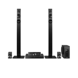 Panasonic SC-XH166GS-K DVD Home Theater Dynamic Bass Sound